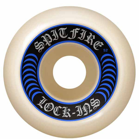 SPITFIRE FORMULA FOUR LOCK IN WHEELS 99 DURO