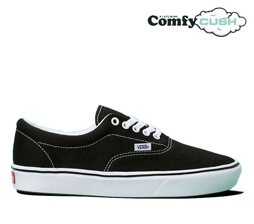 VANS COMFYCUSH ERA BLACK/WHITE