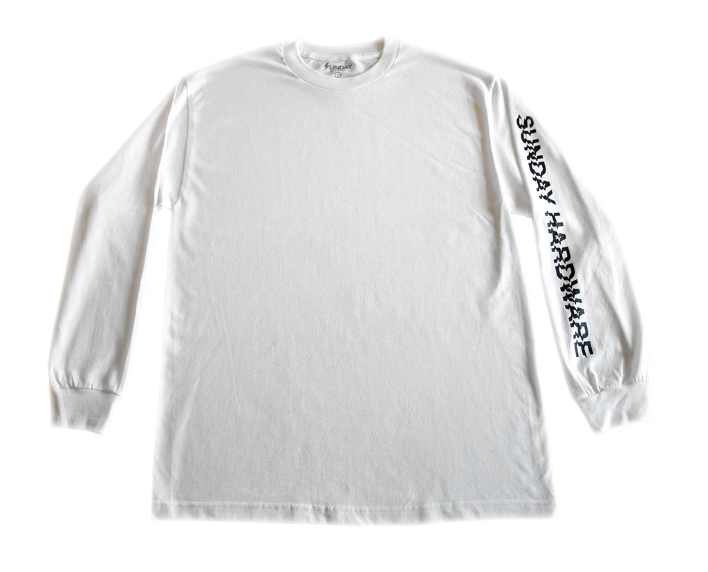 Sunday Hardware Warped Long Sleeve T-Shirt