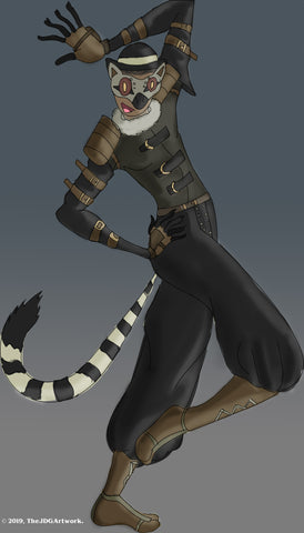 Warrior of Light: Lemur