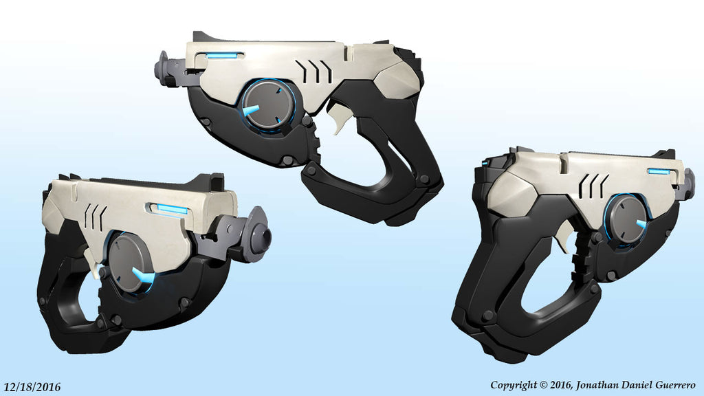 Tracer Dual Pulse Pistols