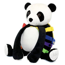 Load image into Gallery viewer, Bamboo Panda-Buckle Toys-Bamboo Panda Backpack | Toddler Backpack-Buckle Toy Inc