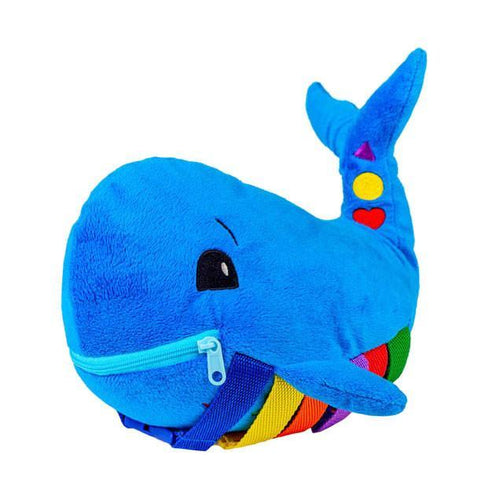 Blu Whale-Buckle Toys-Buckle Toy