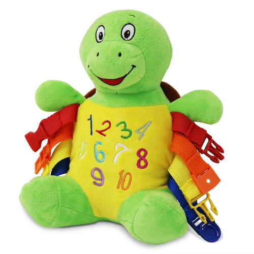 Bucky Turtle-Buckle Toys-Buckle Toy
