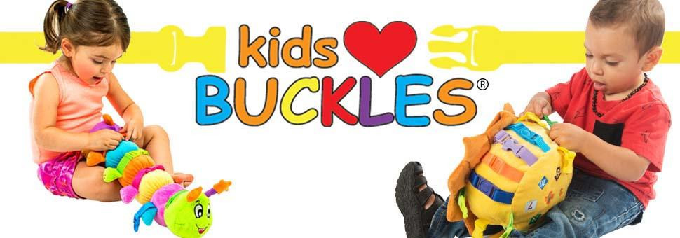For Kids that Love Buckles