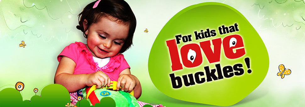 Buckle Toys™ - The ultimate travel toy for children ages 1 ...