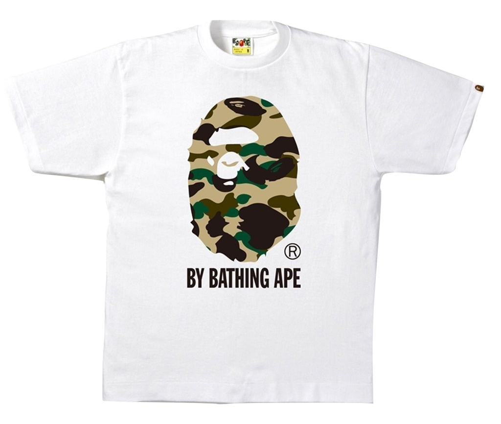 A Bathing Ape 1st Camo By Bathing Tee