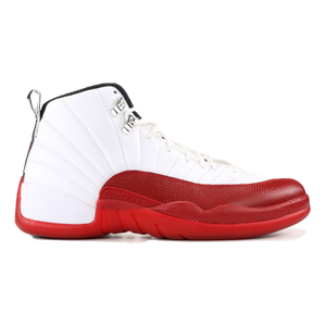 Air Jordan 12 Retro - White/Red/Cherry (2009)