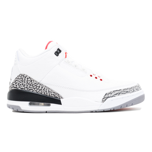 Air Jordan 3 Retro - White Cement 2011
