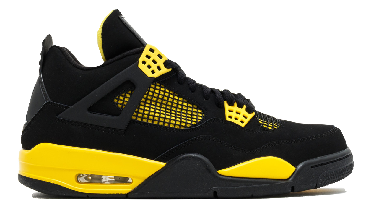 Air Jordan 4 Retro-Thunder