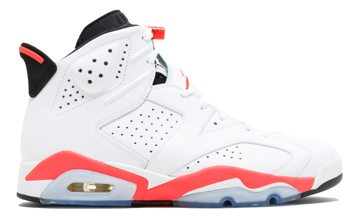 Air Jordan 6 Retro - White Infrared (2014)
