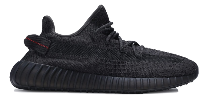 Yeezy Boost 350 V2 - Black Reflective