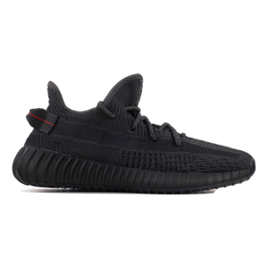 Yeezy Boost 350 V2 - Black (Non-Reflective)