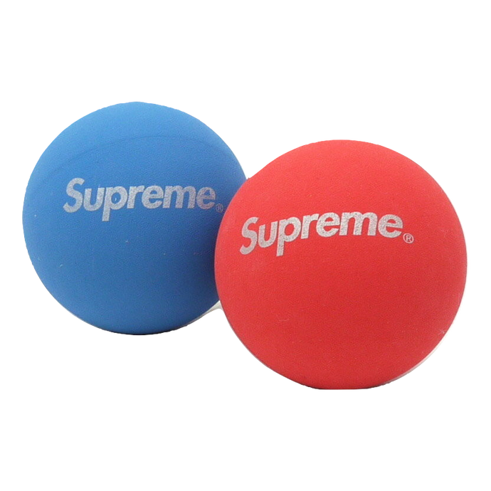 Supreme Sky Bounce Ball SS16 - Red and Blue