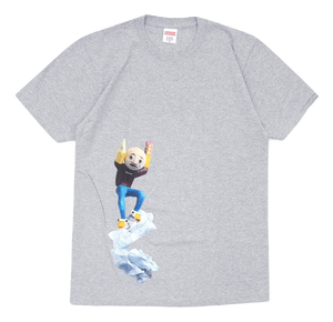 Supreme Mike Hill Regretter Tee - Grey