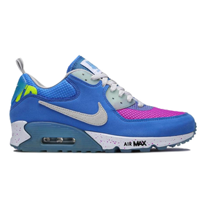 Air Max 90 / UNDFTD - Pacific Blue
