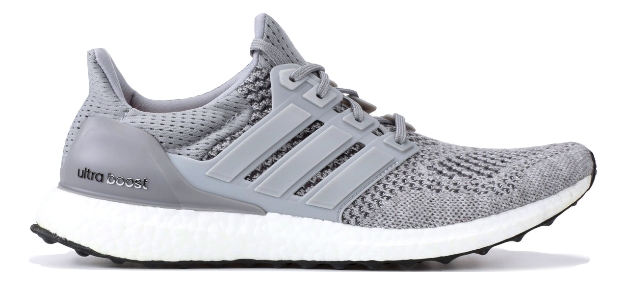 849ca93f4fe Ultra Boost 1.0 - Wool Grey - Used – grails sf