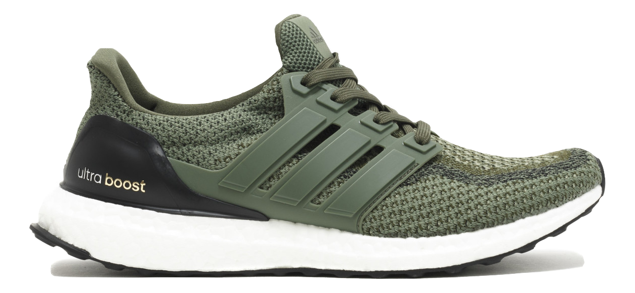 UltraBoost M - Olive Green - Used