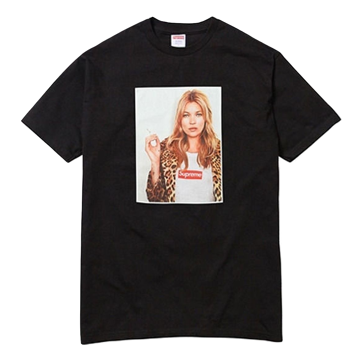 Supreme Kate Moss Tee - Black - Used
