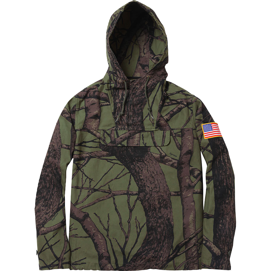 Supreme Tree Camo Field Jacket