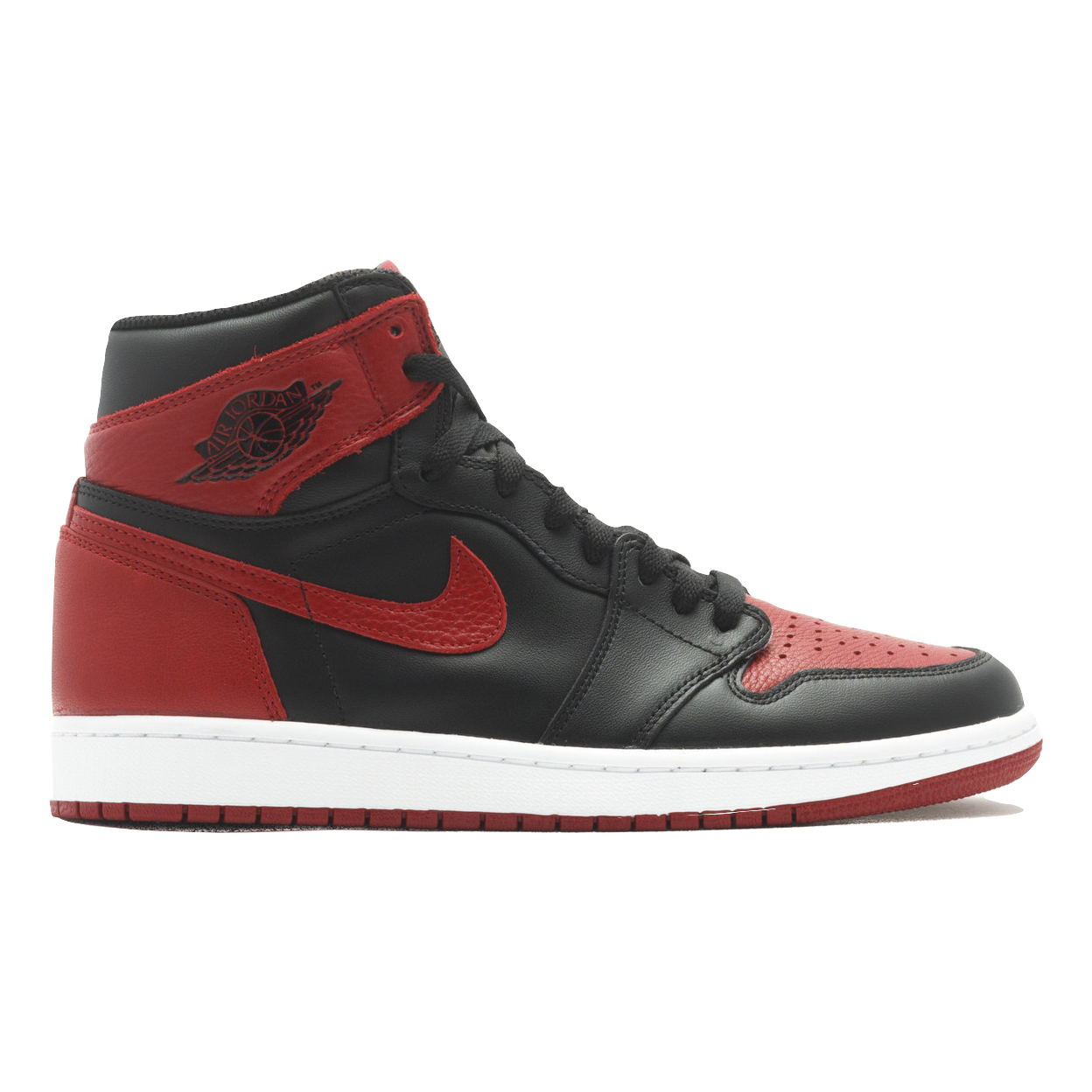 Air Jordan 1 Retro High OG - Banned/Bred 2016 - Used