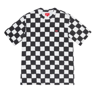 Supreme Small Box Tee - Checkerboard SS20