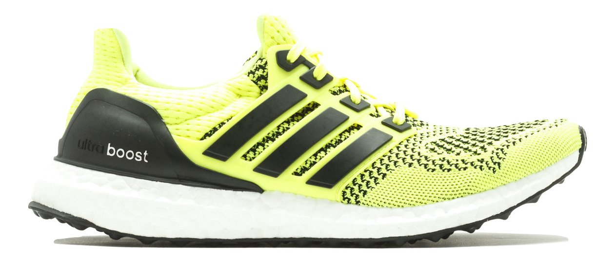 Ultra Boost m 1.0 - Solar Yellow - Used
