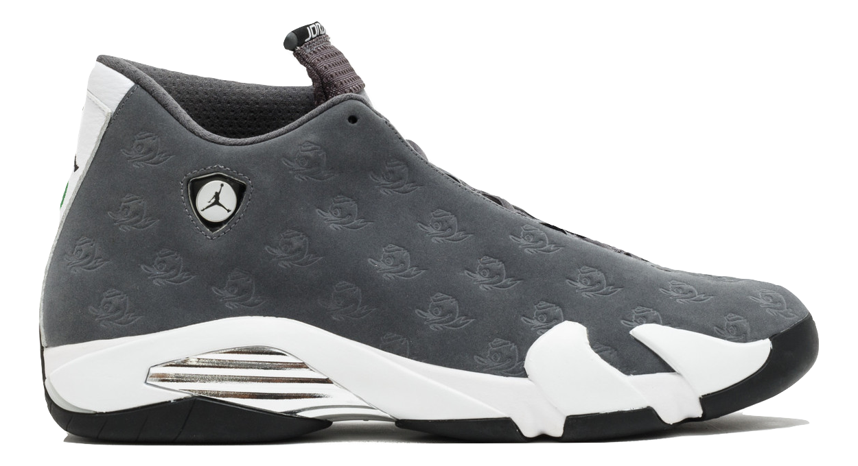 Air Jordan 14 Retro - Oregon Ducks