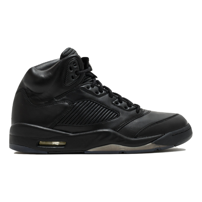 Air Jordan 5 Retro Premium - Black - Used