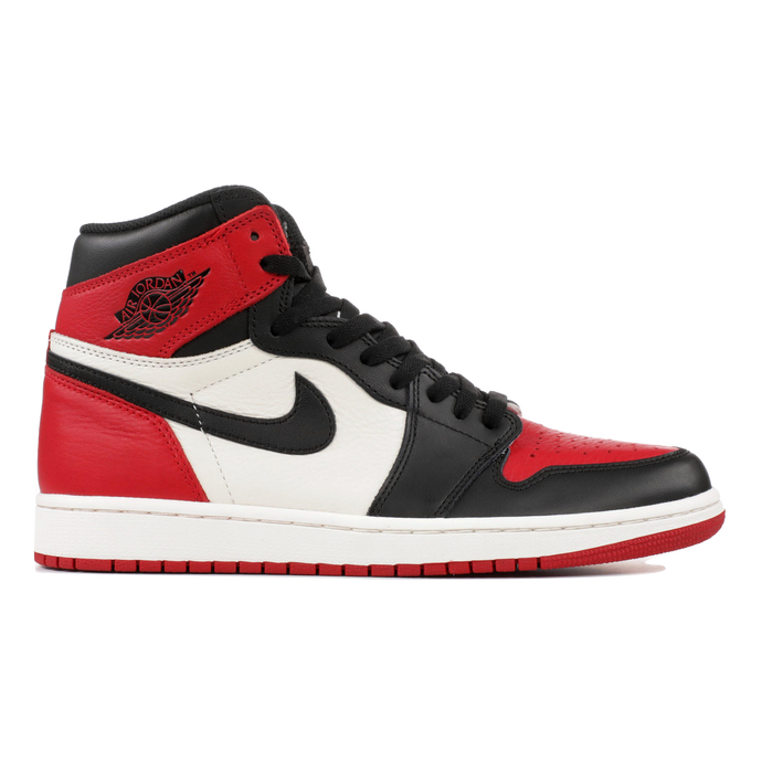 Air Jordan 1 Retro High OG - Bred Toe - Used