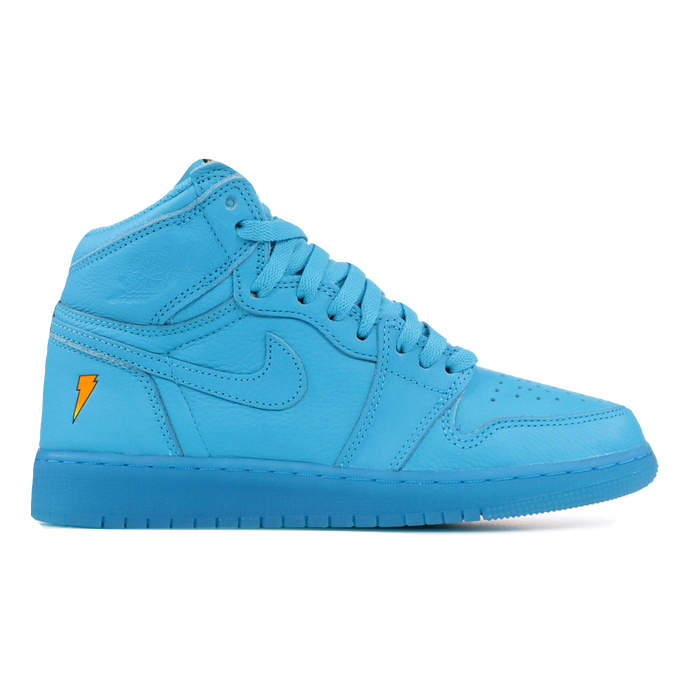 Jordan 1 Retro High Gatorade - Blue Lagoon - Used