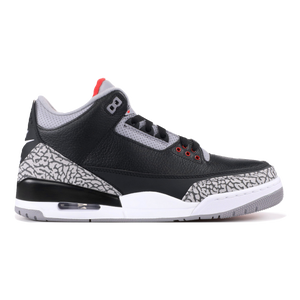 Air Jordan 3 Retro - Black Cement 2018
