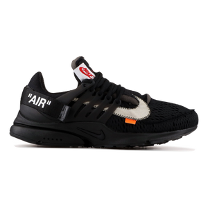 The 10: Nike Air Presto Off-White (2018) - Black