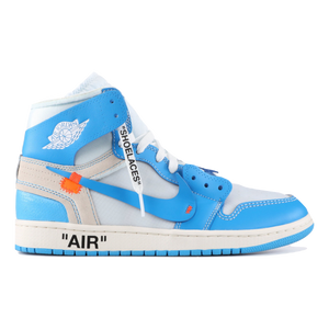 Air Jordan 1 Retro x OFF WHITE NRG - UNC