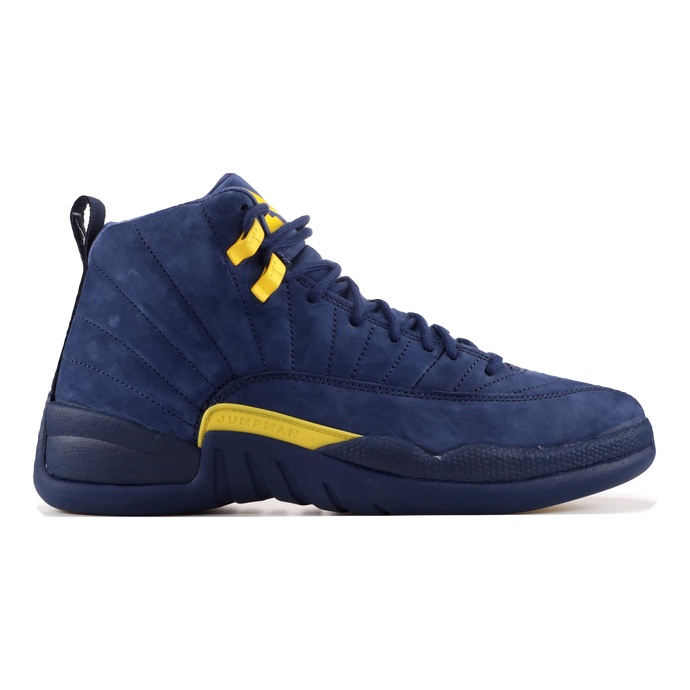 Air Jordan 12 RTR Michigan NRG - Michigan