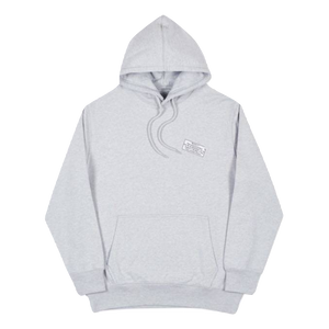 Palace Plow Mans Hoodie - Gray