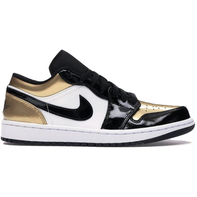 Air Jordan 1 Low - Gold Toe