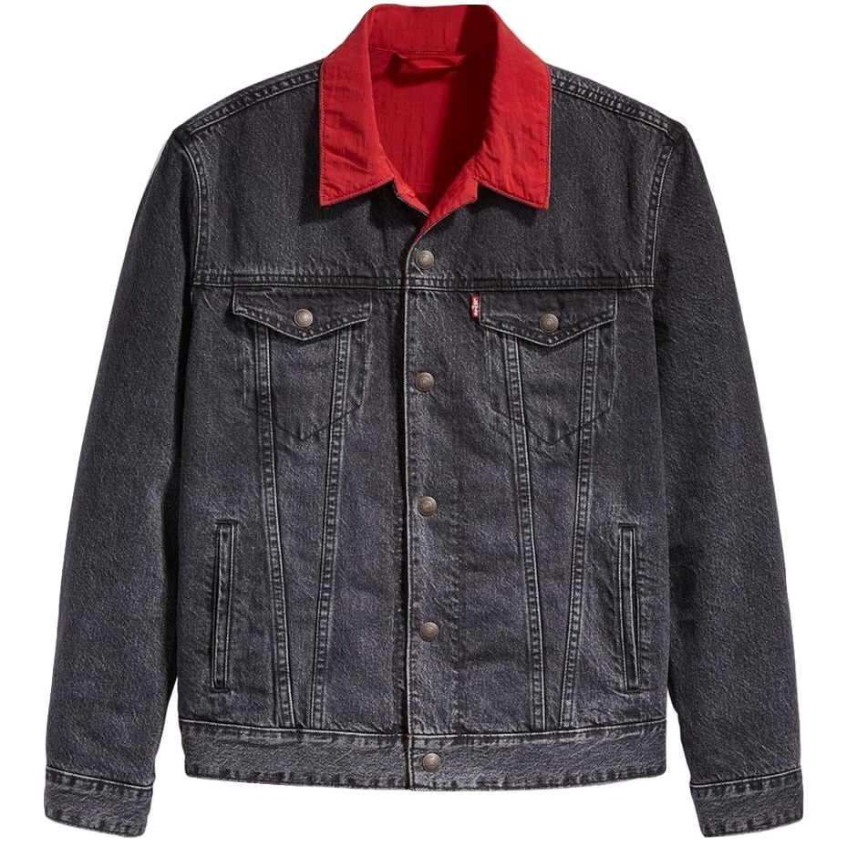 Air Jordan x Levis Reversible Trucker Jacket