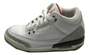 Air Jordan 3 Retro 3 GS - White Cement (2003)