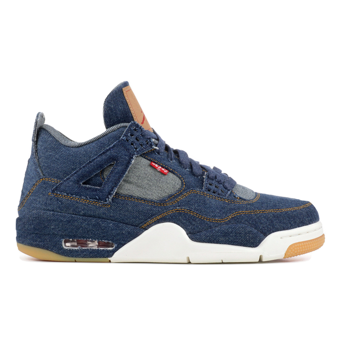 Air Jordan 4 Retro Levi's NRG (Tag with Levi's Logo)