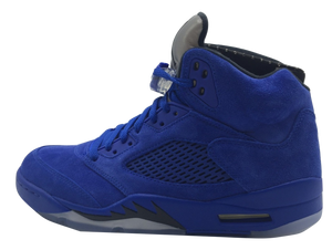 Air Jordan 5 Retro - Blue Suede