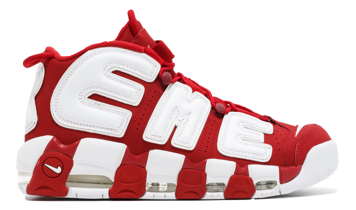 Air More Uptempo - Supreme - Used