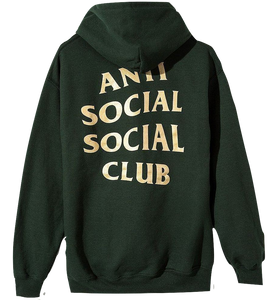 b0f8e552cddb Anti Social Social Club - Redeemed Hoodie – grails sf