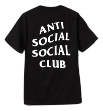 Anti Social Social Club Logo Tee 2 - Black