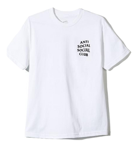 Anti Social Social Club Logo Tee 2 - White