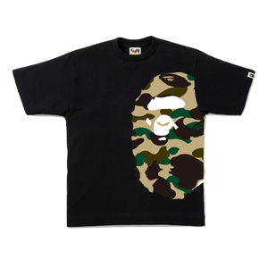 A Bathing Ape 1st Camo Side Big Ape - Black/Yellow Camo
