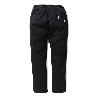 A Bathing Ape Easy Pants Black
