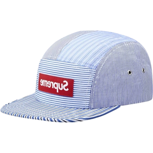 Supreme x CDG Hat Striped