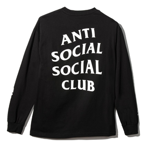 Anti Social Social Club - Get Weird Long Sleeve Shirt