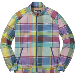 Supreme Madras Track Jacket - Multi